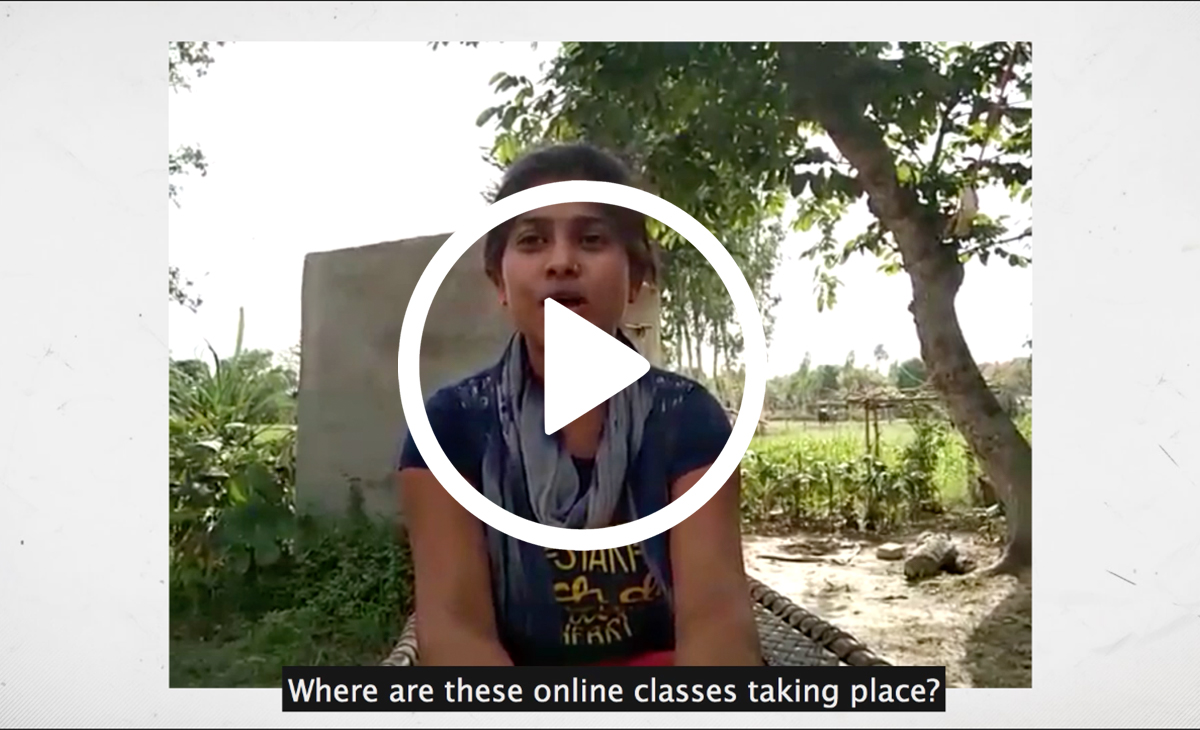 Online Education During COVID-19 Crisis